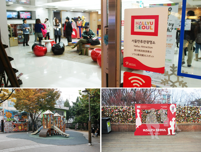 seoul top hallyu destinations
