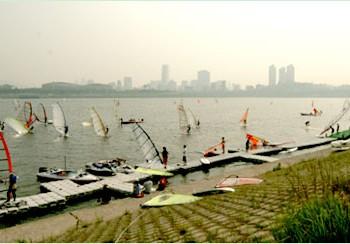 windsurfing seoul