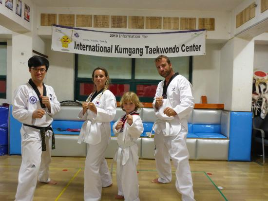 International Kumgang Taekwondo Center